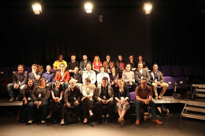 EIFF Talent Lab 2013 - graduation!